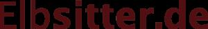 Schriftzug Logo elbsitter